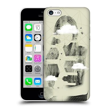 OFFICIAL VIN ZZEP DOUBLE EXPOSURE Facet Sky Hard Back Case for Apple iPhone 5c (9_E_1E24A)