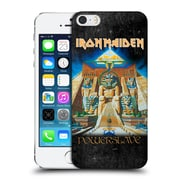 OFFICIAL IRON MAIDEN ALBUM COVERS Powerslave Hard Back Case for Apple iPhone 5 / 5s / SE (9_D_1DB6B)