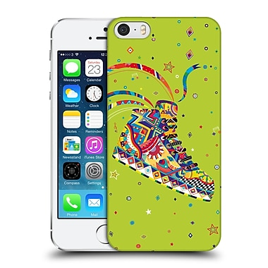 OFFICIAL TURNOWSKY GEN Y Flash Sneakers Hard Back Case for Apple iPhone 5 / 5s / SE (9_D_1CE64)