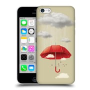 OFFICIAL VIN ZZEP DESIGNS Silver Lining Hard Back Case for Apple iPhone 5c (9_E_1E244)
