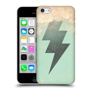 OFFICIAL VIN ZZEP DESIGNS Bolt From The Blue Hard Back Case for Apple iPhone 5c (9_E_1E23F)