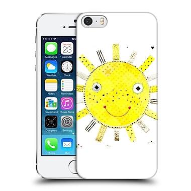 OFFICIAL TURNOWSKY FRUIT SALAD Sunshine Smile Hard Back Case for Apple iPhone 5 / 5s / SE (9_D_1CE59)