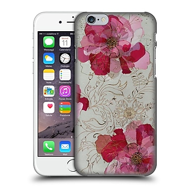 OFFICIAL TURNOWSKY FOG Rose Absolute Hard Back Case for Apple iPhone 6 / 6s (9_F_1CE45)