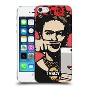 OFFICIAL TVBOY URBAN CELEBRITIES SERIES 2 Fridas Moustache Hard Back Case for Apple iPhone 5 / 5s / SE (9_D_19A77)