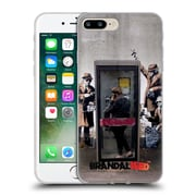 OFFICIAL BRANDALISED BANKSY GRAFFITI Spy Booth Soft Gel Case for Apple iPhone 7 Plus (C_1FA_18DD3)