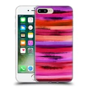 OFFICIAL AMY SIA ABSTRACT COLOURS Streak Soft Gel Case for Apple iPhone 7 Plus (C_1FA_1AB34)