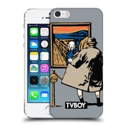 OFFICIAL TVBOY URBAN CELEBRITIES The Scream Hard Back Case for Apple iPhone 5 / 5s / SE (9_D_19A71)