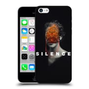 OFFICIAL FRANK MOTH PORTRAITS Silence Hard Back Case for Apple iPhone 5c (9_E_1C4E7)