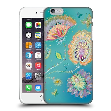 OFFICIAL TURNOWSKY SILVER MOON Precious Turquoise Hard Back Case for Apple iPhone 6 Plus / 6s Plus (9_10_1CE98)