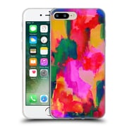 OFFICIAL AMY SIA ABSTRACT COLOURS Spirit Soft Gel Case for Apple iPhone 7 Plus (C_1FA_1AB33)