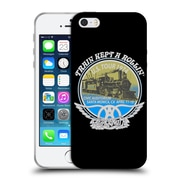 OFFICIAL AEROSMITH TOUR Train Kept Rolling Soft Gel Case for Apple iPhone 5 / 5s / SE (C_D_1D6A9)