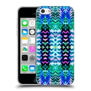 OFFICIAL AMY SIA TROPICAL Blue Soft Gel Case for Apple iPhone 5c (C_E_1AB7A)