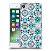 OFFICIAL IULIIA LELEKOVA PATTERNS Floral Moroccan Tile Hard Back Case for Apple iPhone 7 (9_1F9_1D2DE)