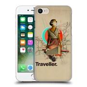 OFFICIAL FRANK MOTH VINTAGE Traveler Hard Back Case for Apple iPhone 7 (9_1F9_1C512)