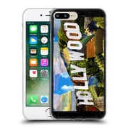 OFFICIAL ARTPOPTART TRAVEL Hollywood Soft Gel Case for Apple iPhone 7 Plus (C_1FA_1A232)
