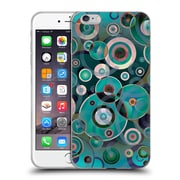 OFFICIAL ANGELO CERANTOLA PATTERNS Pop Muzik Soft Gel Case for Apple iPhone 6 Plus / 6s Plus (C_10_1A399)