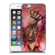 OFFICIAL ANGELO CERANTOLA SKULLS After The Love Has Gone Soft Gel Case for Apple iPhone 6 Plus / 6s Plus (C_10_1A39D)