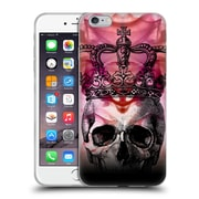 OFFICIAL ANGELO CERANTOLA SKULLS Feeling Good Looking Great Soft Gel Case for Apple iPhone 6 Plus / 6s Plus (C_10_1A39C)