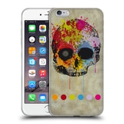 OFFICIAL ANGELO CERANTOLA SKULLS It Is Gonna Happen Soon Soft Gel Case for Apple iPhone 6 Plus / 6s Plus (C_10_1A39F)