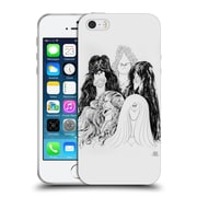 OFFICIAL AEROSMITH ALBUMS Draw The Line Soft Gel Case for Apple iPhone 5 / 5s / SE (C_D_1D69D)