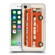 OFFICIAL FLORENT BODART VEHICLES English Bus Hard Back Case for Apple iPhone 7 (9_1F9_1AFDA)