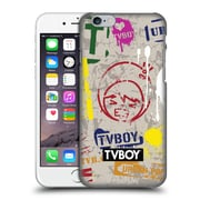 OFFICIAL TVBOY STENCIL ALL OVER One Hard Back Case for Apple iPhone 6 / 6s (9_F_19A67)