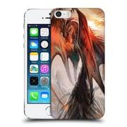 OFFICIAL EXILEDEN FANTASY Dragon Hard Back Case for Apple iPhone 5 / 5s / SE (9_D_1C841)