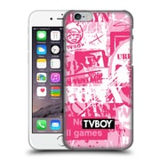 OFFICIAL TVBOY STENCIL ALL OVER Six Hard Back Case for Apple iPhone 6 / 6s (9_F_19A6C)