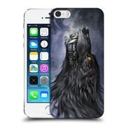 OFFICIAL EXILEDEN CANINE Werewolf Hard Back Case for Apple iPhone 5 / 5s / SE (9_D_1C83C)