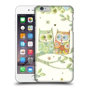 OFFICIAL TURNOWSKY OTHERS Owl Love Hard Back Case for Apple iPhone 6 Plus / 6s Plus (9_10_1CE87)