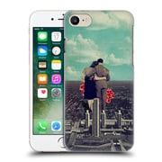OFFICIAL FRANK MOTH TOGETHER Together Hard Back Case for Apple iPhone 7 (9_1F9_1C508)