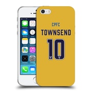 Official Crystal Palace FC 2016/17 Players Away Kit Andros Townsend Soft Gel Case for Apple iPhone 5 / 5s / SE (C_D_1E638)