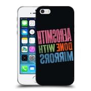 OFFICIAL AEROSMITH ALBUMS Done With Mirrors Soft Gel Case for Apple iPhone 5 / 5s / SE (C_D_1D699)