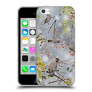 Official CHUCK BLACK BIRD ART Tropical Paradise Soft Gel Case for Apple iPhone 5c (C_E_1AE75)