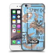 OFFICIAL TVBOY STENCIL ALL OVER Four Hard Back Case for Apple iPhone 6 / 6s (9_F_19A6A)
