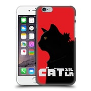 OFFICIAL TUMMEOW CATS 4 Catzilla Hard Back Case for Apple iPhone 6 / 6s (9_F_1E481)