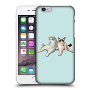 OFFICIAL TUMMEOW CATS 4 Friend Hard Back Case for Apple iPhone 6 / 6s (9_F_1E480)