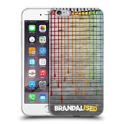 OFFICIAL BRANDALISED BANKSY DRIPS Crayons Soft Gel Case for Apple iPhone 6 Plus / 6s Plus (C_10_18E05)