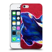 Official Dawgart Dogs 2 Border Collie Soft Gel Case for Apple iPhone 5 / 5s / SE (C_D_1A44A)