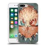 OFFICIAL ANNE LAMBELET EERIE Weirwood Soft Gel Case for Apple iPhone 7 Plus (C_1FA_1BDBB)