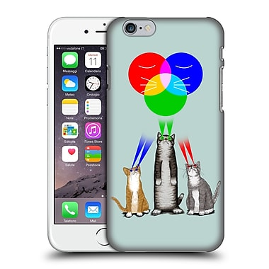 OFFICIAL TUMMEOW CATS 4 Light Hard Back Case for Apple iPhone 6 / 6s (9_F_1E484)
