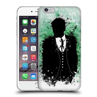 OFFICIAL ARON ART GENTLEMAN Mr. Lizard Soft Gel Case for Apple iPhone 6 Plus / 6s Plus (C_10_1DF04)
