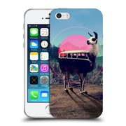 OFFICIAL ALI GULEC WITH ATTITUDE Llama Soft Gel Case for Apple iPhone 5 / 5s / SE (C_D_1BD70)