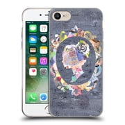 OFFICIAL ARTPOPTART COLLAGE Victorian Soft Gel Case for Apple iPhone 7 (C_1F9_1A239)