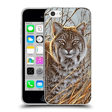 Official CHUCK BLACK BIG CATS Always Watching Soft Gel Case for Apple iPhone 5c (C_E_1AE6D)