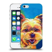 Official Dawgart Dogs Boba Soft Gel Case for Apple iPhone 5 / 5s / SE (C_D_1A448)