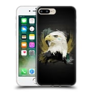 OFFICIAL ARON ART ANIMALS Eagle Soft Gel Case for Apple iPhone 7 Plus (C_1FA_1DEF9)