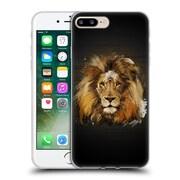 OFFICIAL ARON ART ANIMALS Lion Soft Gel Case for Apple iPhone 7 Plus (C_1FA_1DEFD)