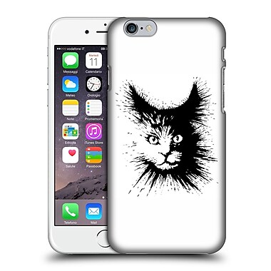 OFFICIAL TUMMEOW INK CATS Portrait Hard Back Case for Apple iPhone 6 / 6s (9_F_1C64A)