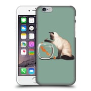 OFFICIAL TUMMEOW CATS 4 Goldfish Need Friend Hard Back Case for Apple iPhone 6 / 6s (9_F_1E482)